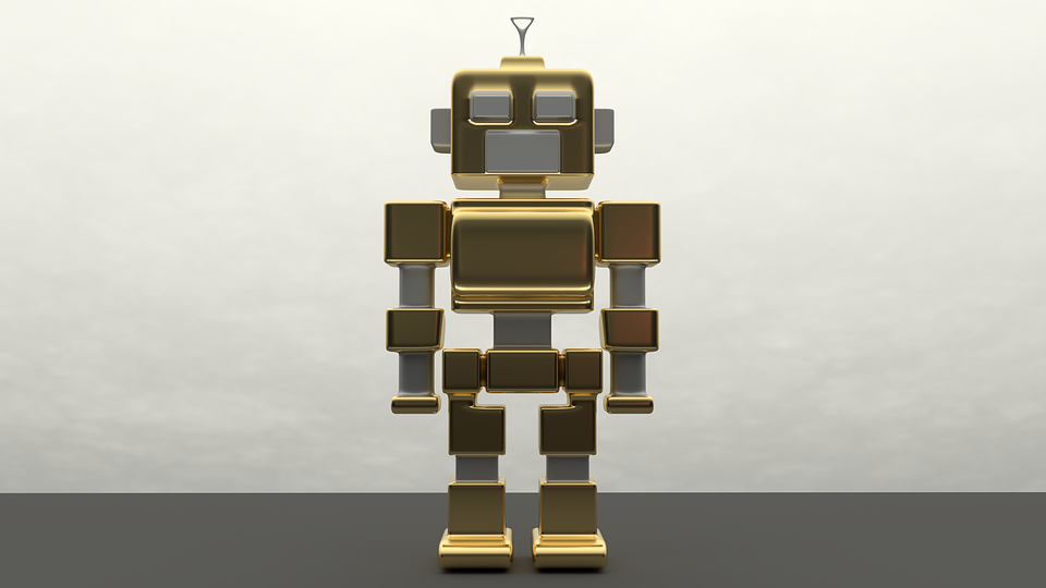 Robot, Metal, Artificial Intelligence, Android, Ai