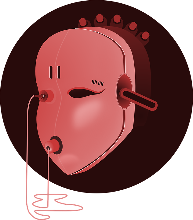 Head, Face, Electronics, Robot, Machine