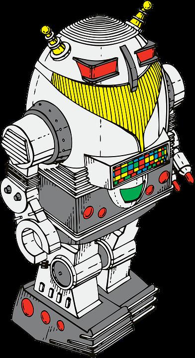 Robot, Electronics, Machine, Toy