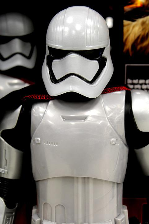 Stormtrooper, Starwars, Toy, Robot, Helmet