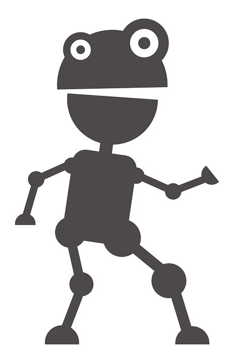 Dancing Robot, Robot, Comic, Transparent, Character