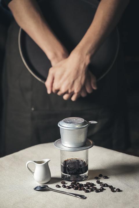 Coffee, Vietnam, Vietnamese, Robusta, Traditional