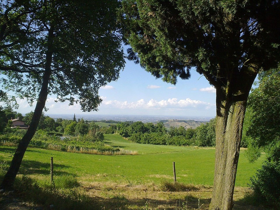 Rocca, Hinking, Castle, View