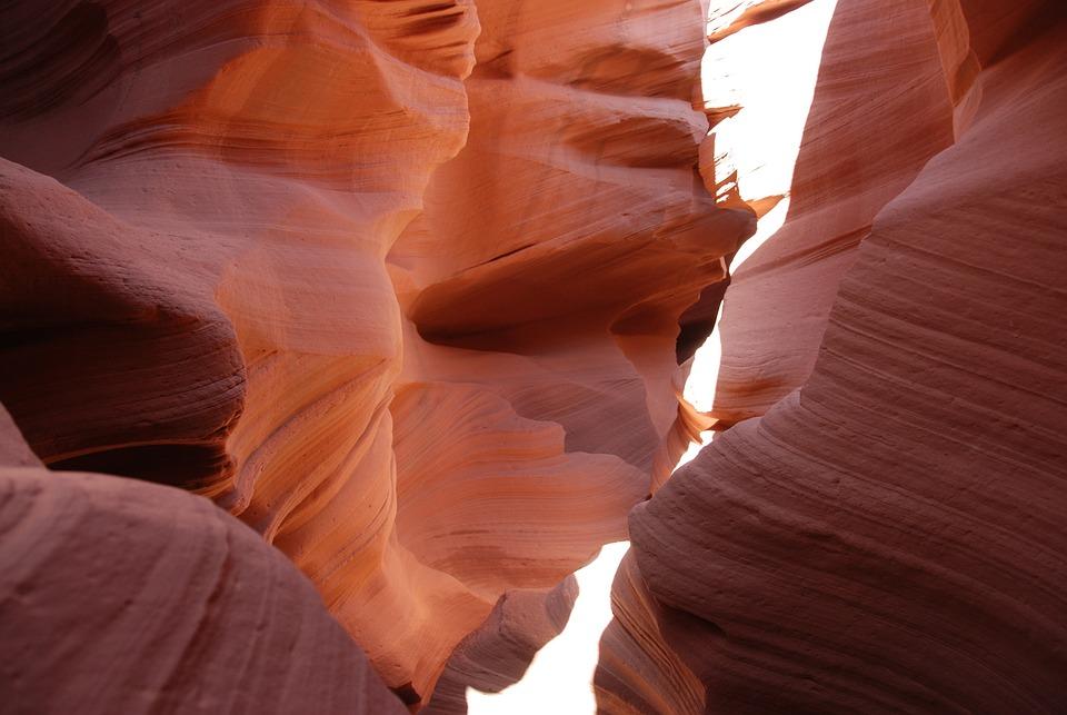 Antelope Canyon, Arizona, Usa, Canyon, Gorge, Rock