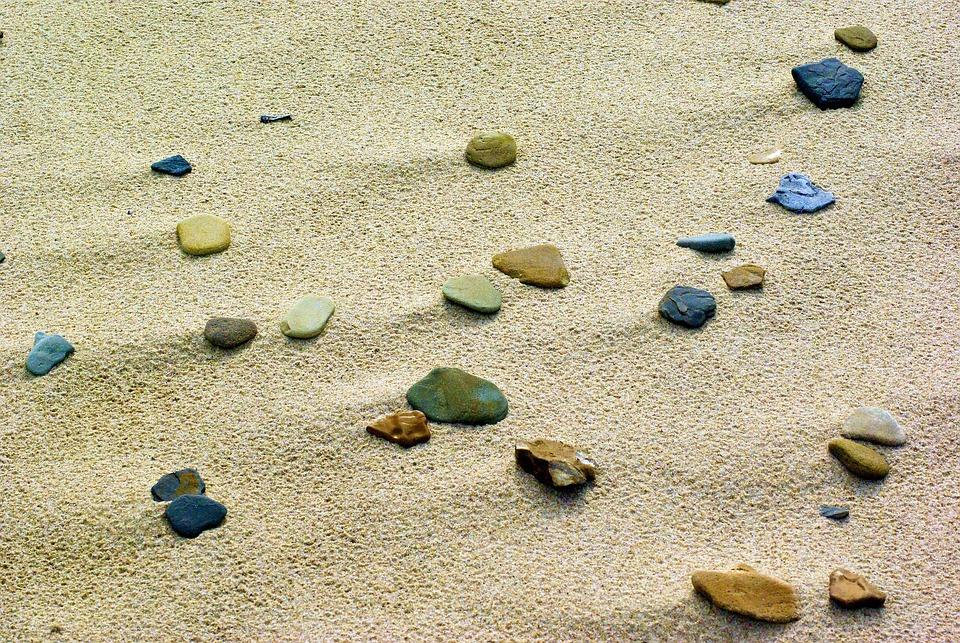 Arkansas Rocks And Sand, Sand, Beach, Rock, Arkansas
