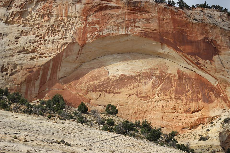 Canyon, Rock, Nature, Geology, Desert