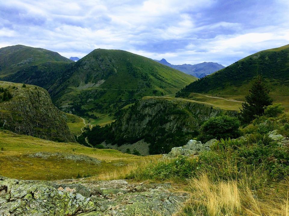 Mountain, Huez, Rock