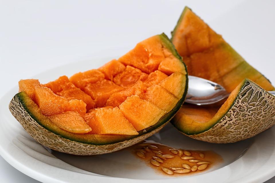 Cantaloupe, Sweet Melon, Melon, Muskmelon, Rock Melon