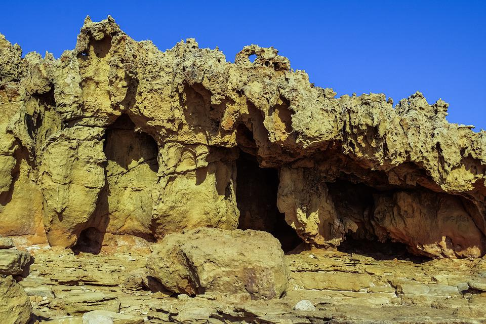 Rock, Formation, Geology, Erosion, Cave, Nature