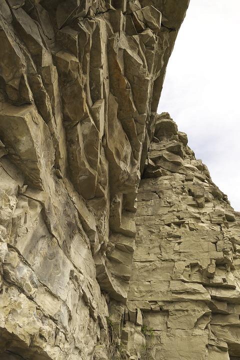 Quarry, Rock, Stone, Schroff, Overburden, Scree, Decay