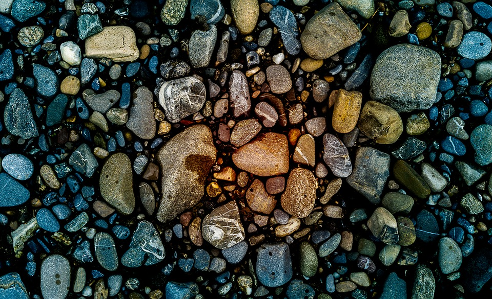 Rock, Stone, Pattern, Texture, Background, River