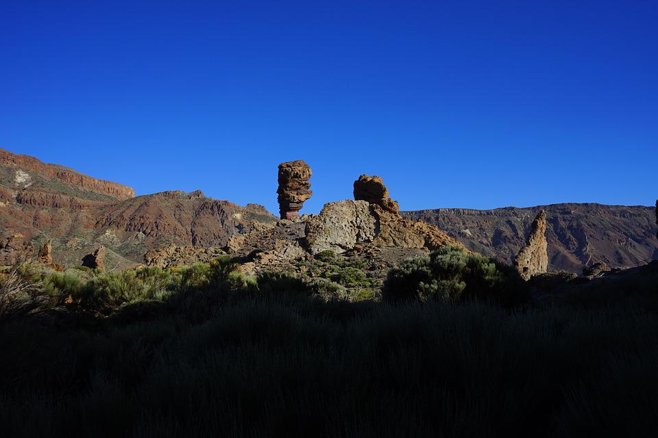 Rock Tower, Roque Cinchado, Stone Tree, Finger Of God