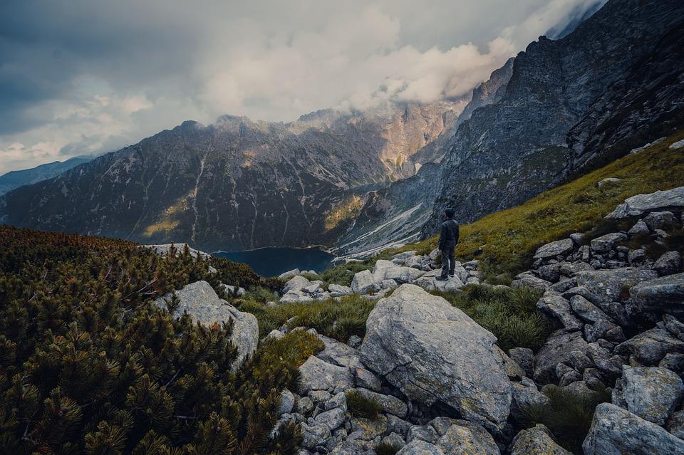 Mountain, Landscape, Nature, Travel, Sky, Rock
