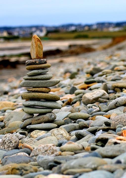 Nature, Rock, Stone, Waters, Travel, Beach, Coast