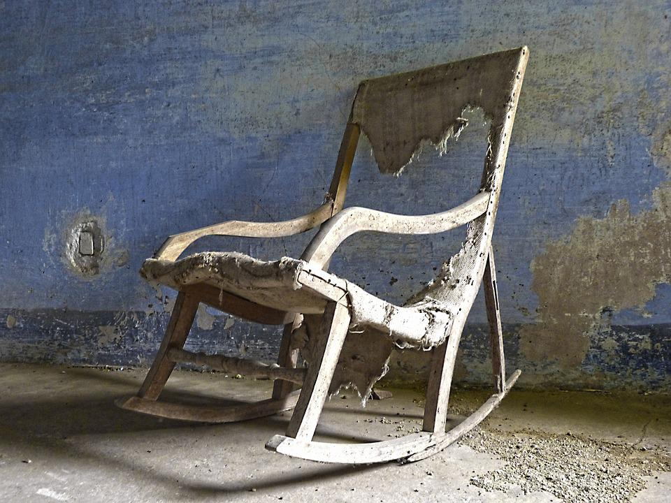 Rocking Chair Rocker Old Ramshackle Mystery & Free photo Rocker Old Rocking Chair Ramshackle Mystery - Max Pixel