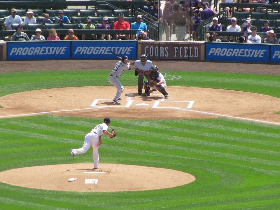 Baseball, Baseball Game, Ball, Game, Sport, Rockies
