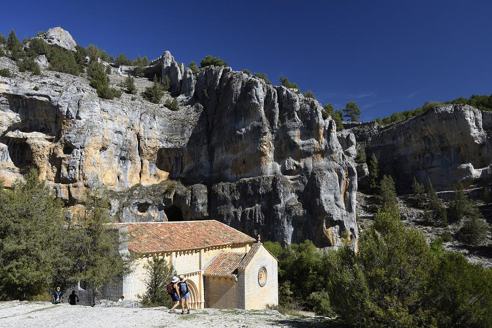 Hermitage, Hermitage Of San Bartolomé, Rocks, Nature