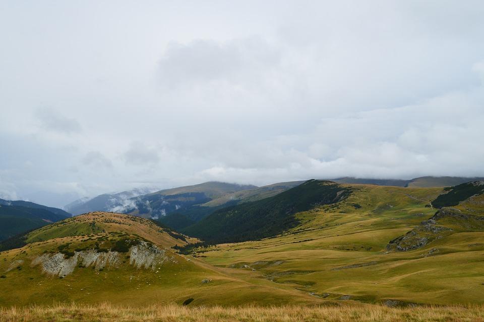 Travel, Romania, Landscape, Mountain, Outdoor, Rocks