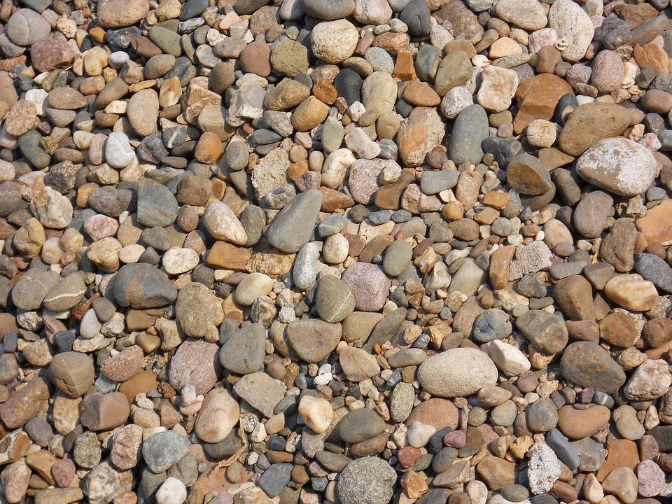 Pebbles, Stones, Rocks, Coastline, Peace, Pebble, Rock