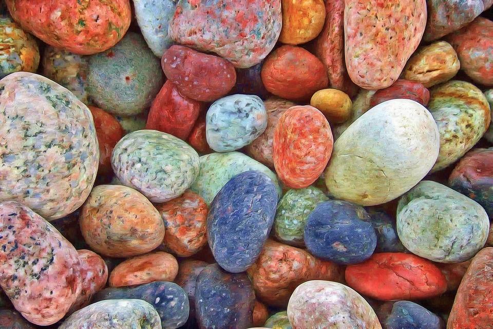 Stones, Rocks, Pebbles, Tranquil, Zen, Balance, Natural