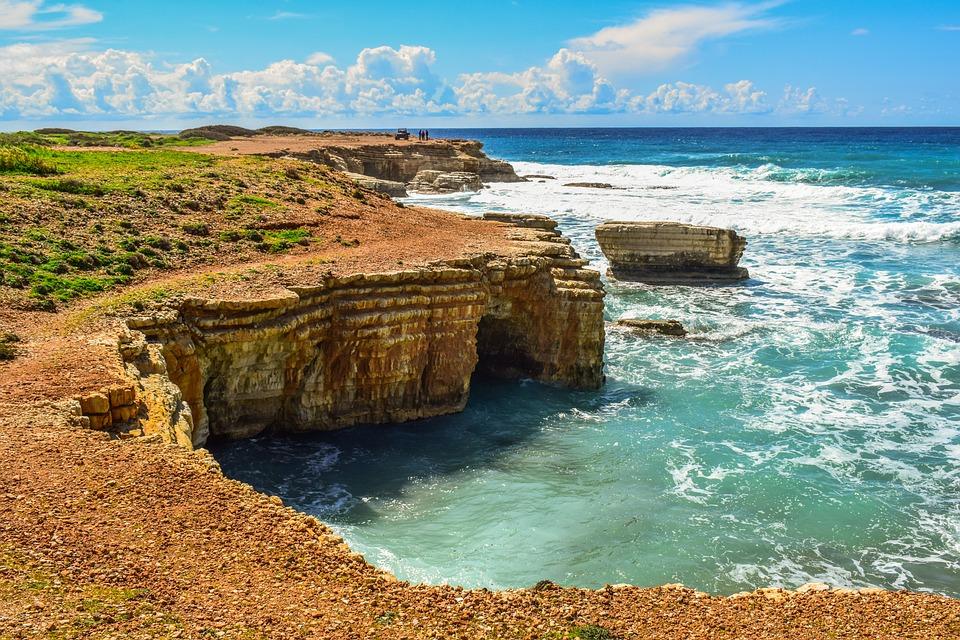 Rocky Coast, Rock, Formation, Nature, Landscape, Cliff