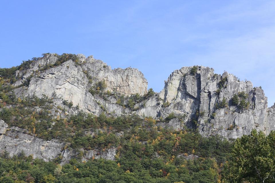 Mountain, Rocky, Landscape, Nature, Meditation