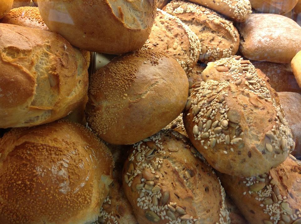 Roll, Eat, Baked, Buns, Bakery, Arouse, Breakfast