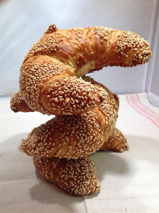 Croissant, Puff Pastry, Baked, Summit, Roll, Eat