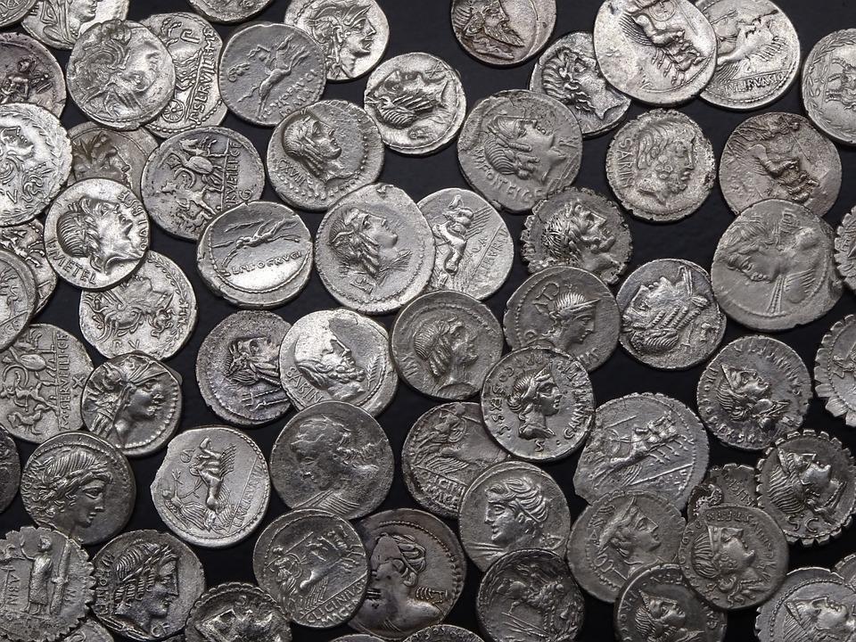 Coins, Roman Coins, Money, Roman