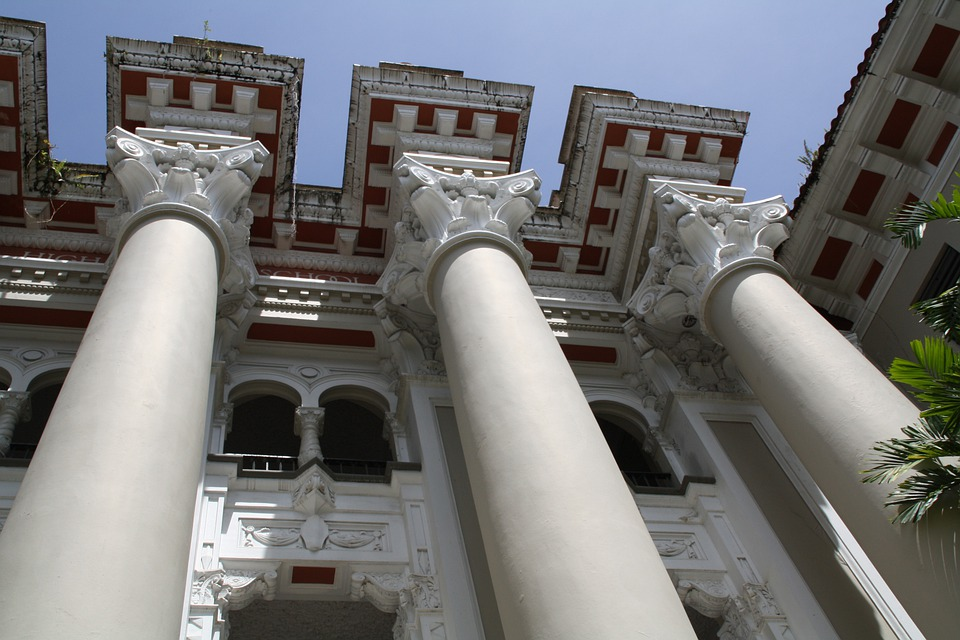 Greek Architecture Columns free photo roman white pillars columns greek architecture - max pixel