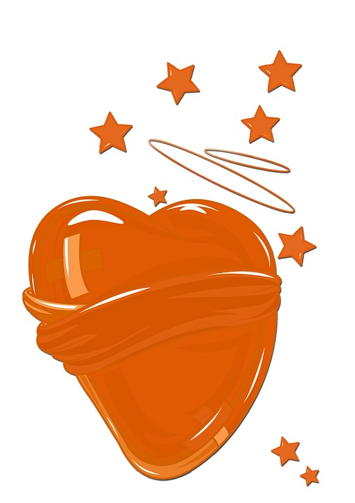 Heart, Star, Love, Romance, Valentine, Symbol