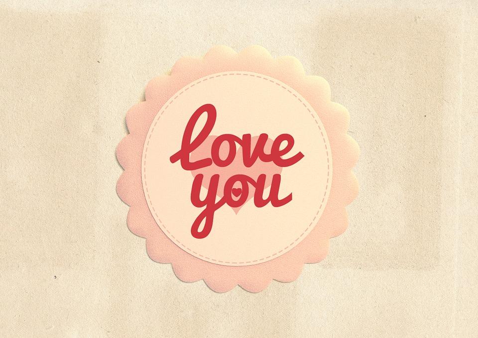 Love, Love You, I Love You, Romance, Romantic