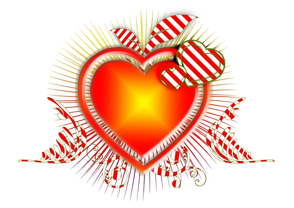 Heart, Love, Luck, Valentine's Day, Romance, Romantic