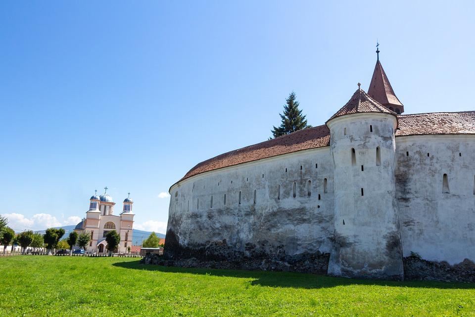 Fortified Church, Prejmer, Transylvania, Romania