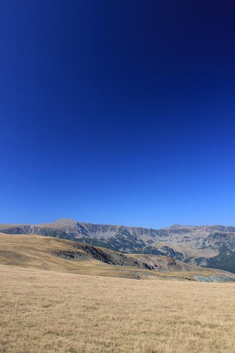 Carpathian, Mountains, Parang, Ranca, Roads, Romania