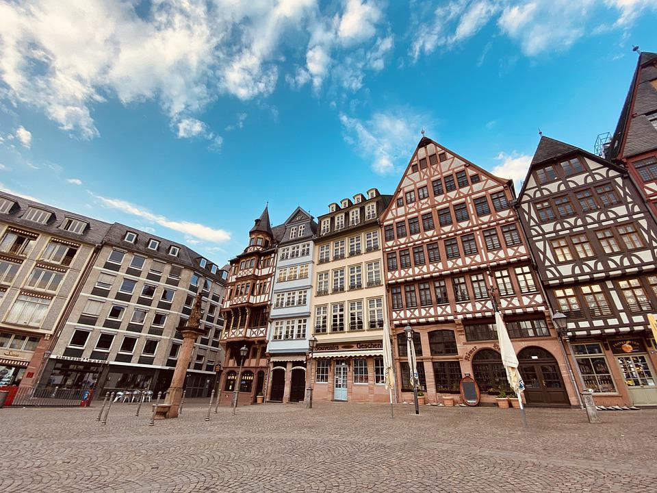 Frankfurt, Romans, Architecture, Hesse, Historic Center