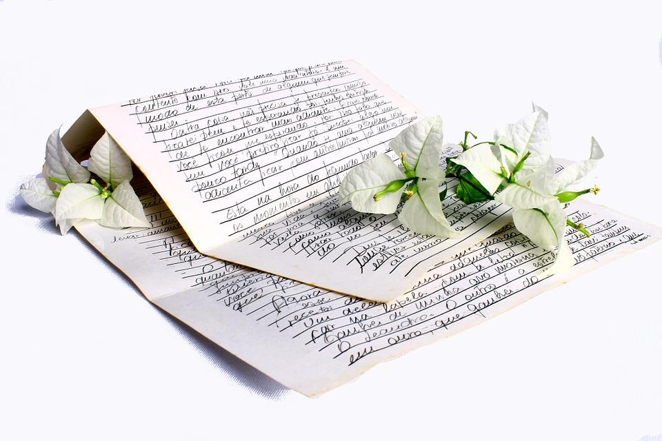 Letter, Declaration Of Love, Love, Farewell, Romantic