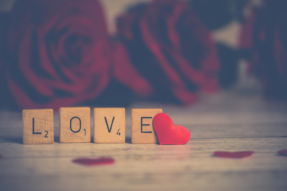 Love, Valentine, Heart, In Love, Background, Romantic