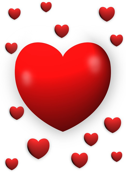 Love, Valentine, Romantic, Red, In Love, Valentines Day