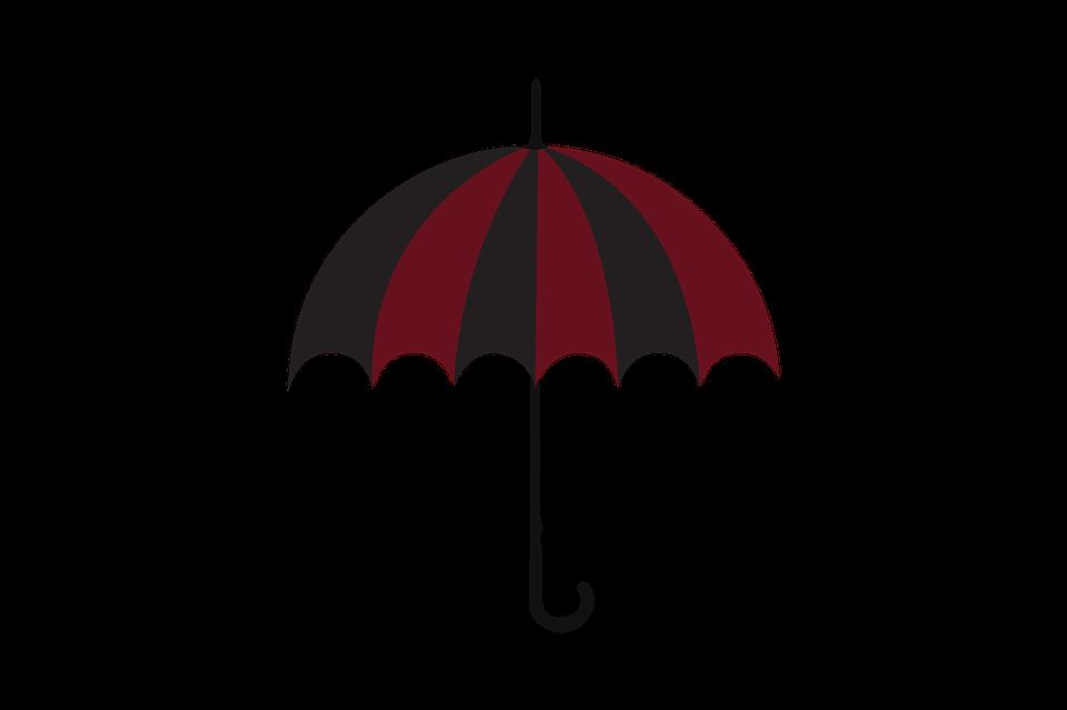 Umbrella, Rain, Wet, Weather, Romantic, Nature, Water