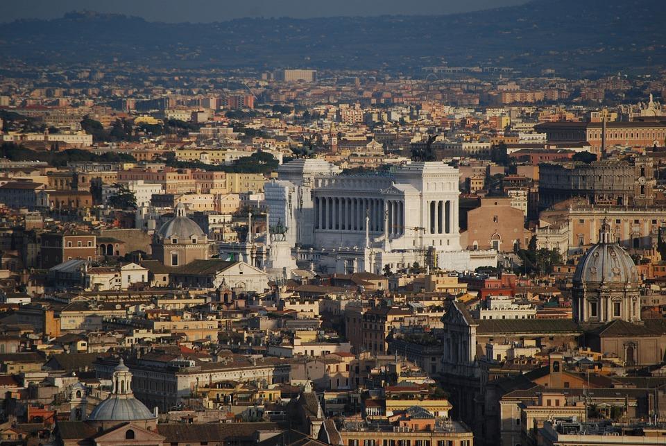 Rome, Italy, Europe, Travel, Landmark, Architecture