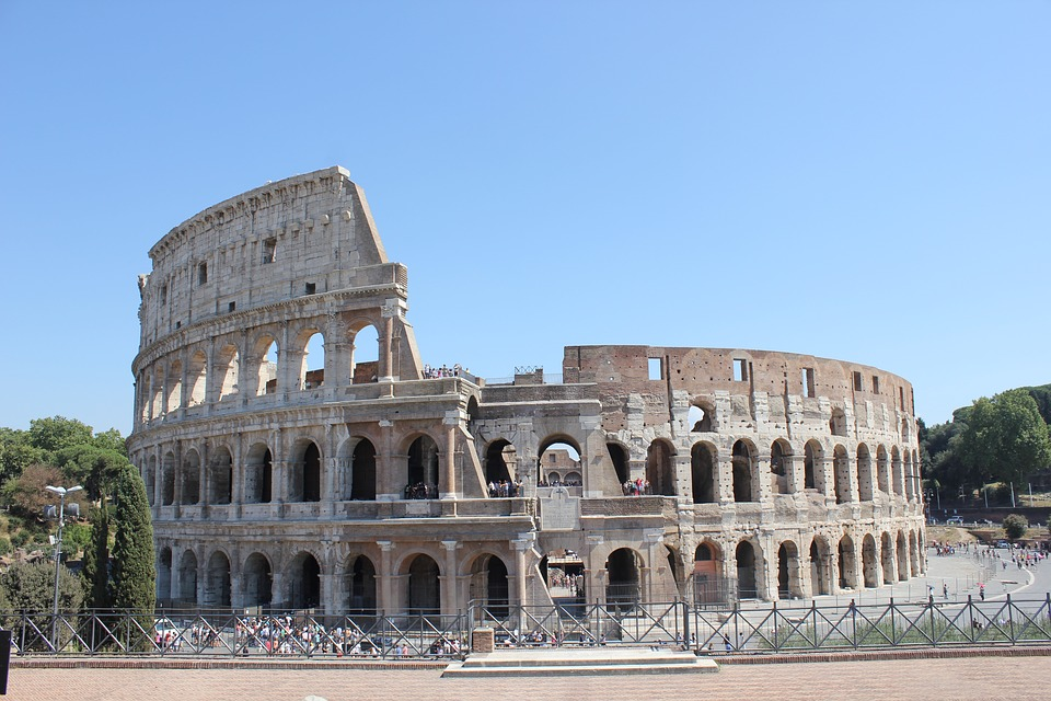 Colosseum, Rome, Architecture, Italy, Culture, History