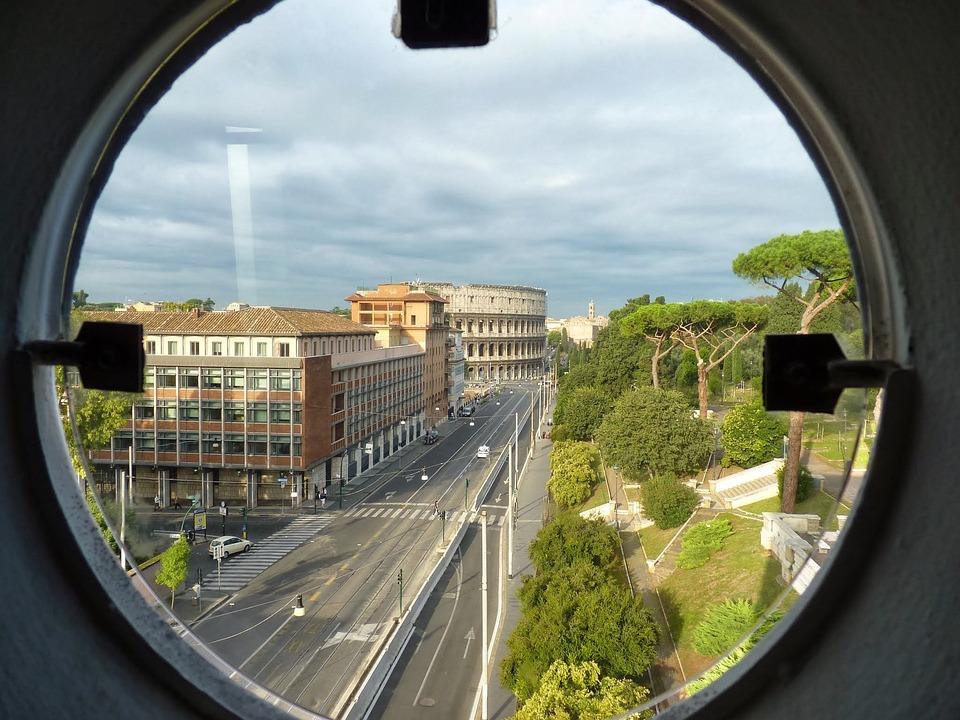 Hublot, Coliseum, Rome, Monument