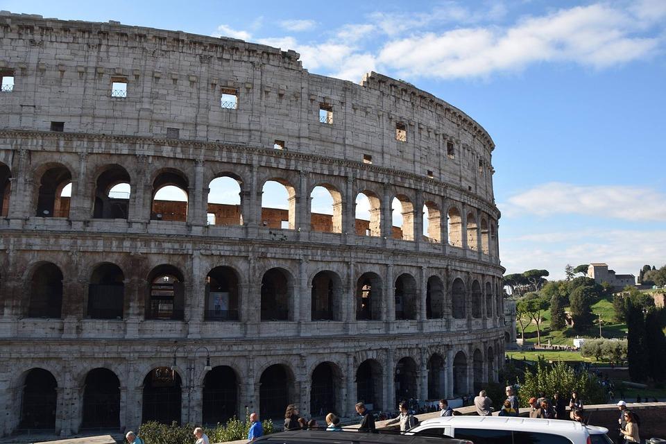 Rome, Coliseum, Italy