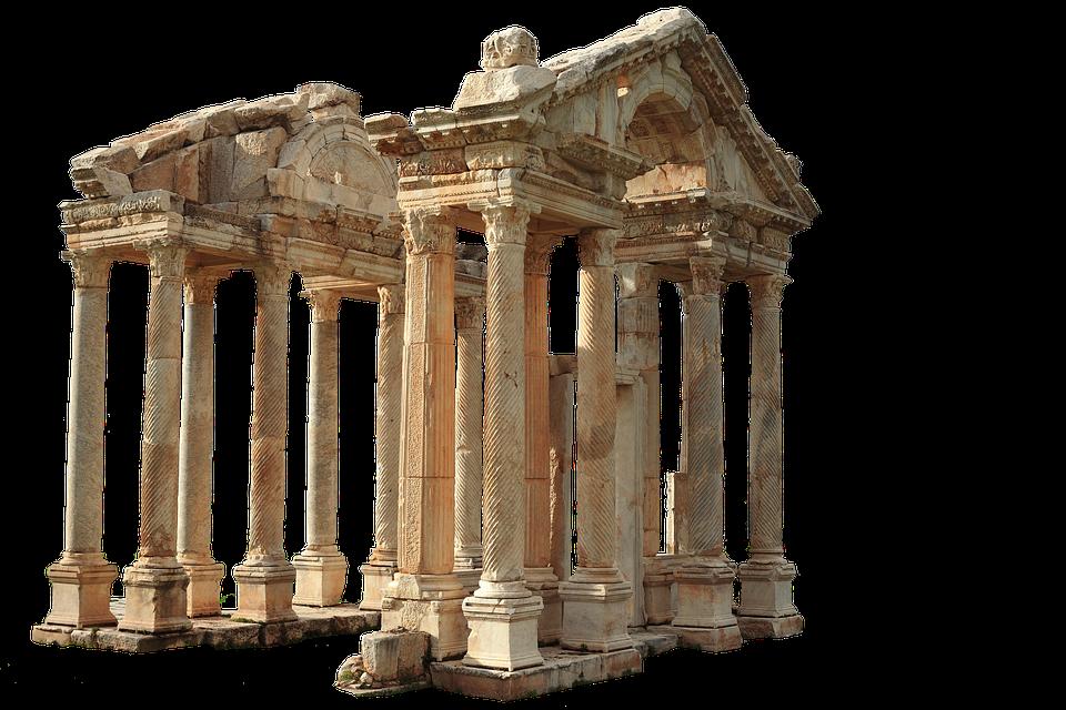 Ruin, Archaeology, Antique, Rome, Greek, Mythology