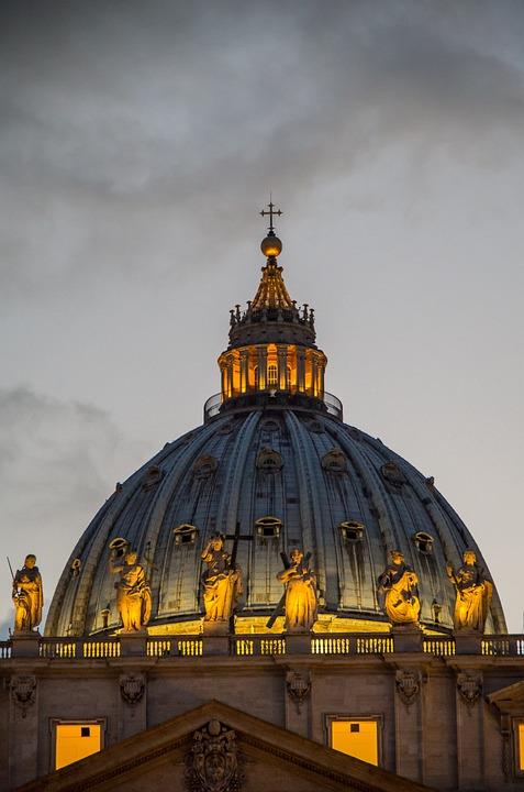 St Peter's Basilica, Basilica Di San Pietro, Rome