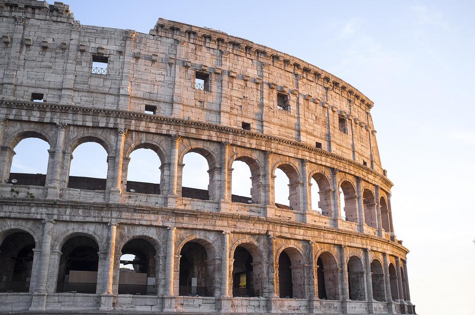 Colosseum, Rome, Europe, Romano, Tourism, Ancient