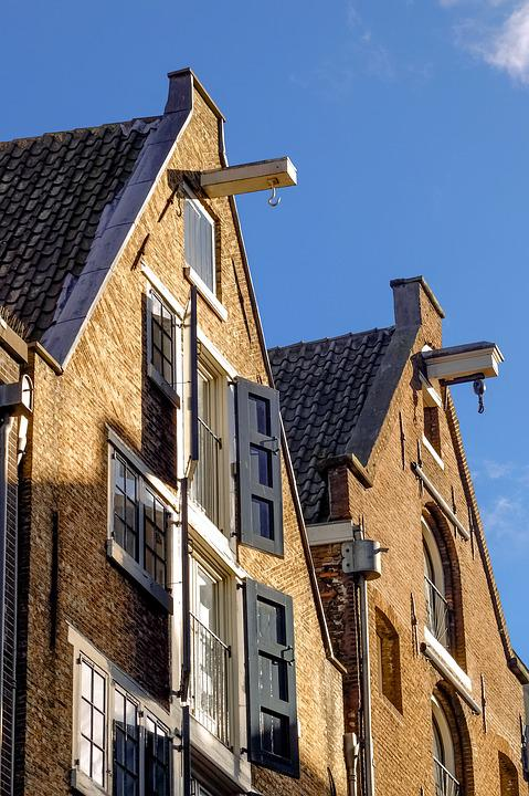 House, Facade, Roof, Home, Building, Architecture