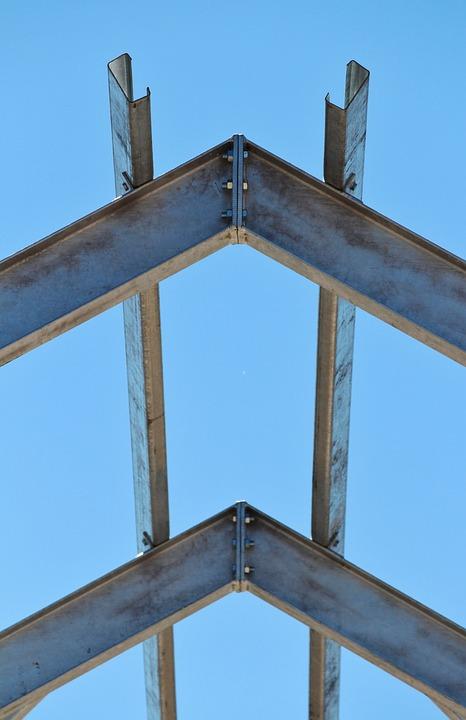 Roof Construction, Aluminium, Gland, Tilt