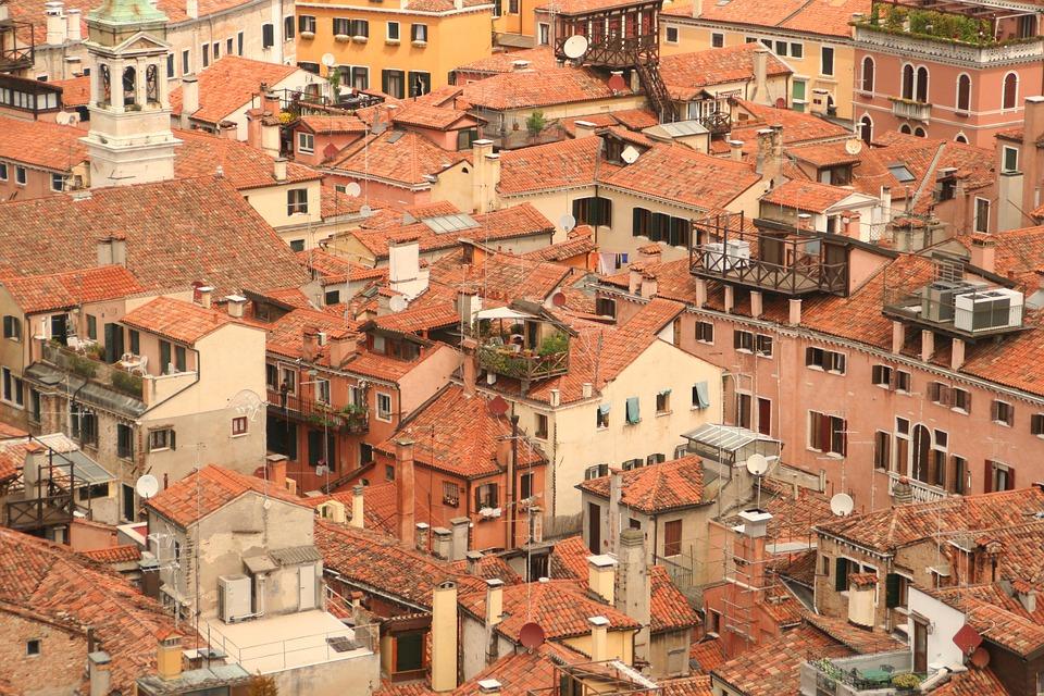 Venice, Roof, Veranda, Roof Garden, Trangbodd
